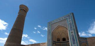 Мечеть и минарет Калян Бухаре, Узбекистан