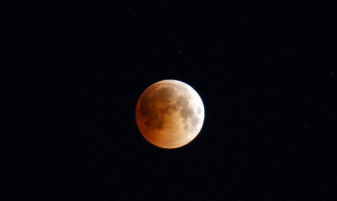 Лунное затмение Узбекистан