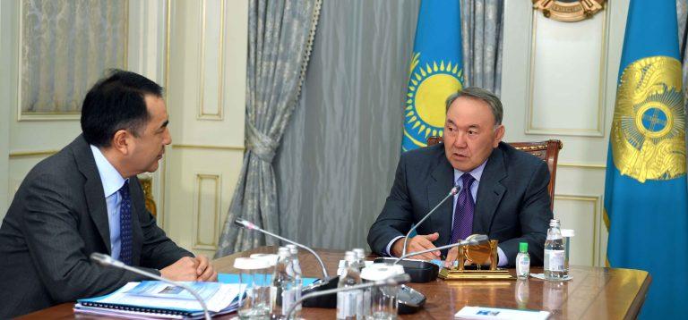 Назарбаев раскритиковал премьера Сагинтаева за отношение к простым людям