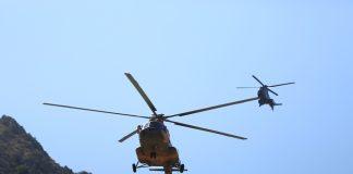 Вертолеты Армии и Спецназа Узбекистана