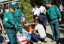 В Андижане неизвестные до смерти забили сотрудника ОВД на улице