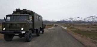 Военная техника Узбекистана Военный грузовик