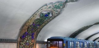 Мужчина упал на рельсы метро в Ташкенте