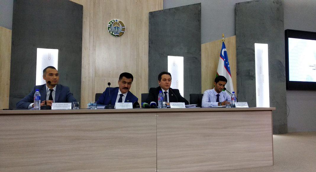 Министр народного образования Узбекистана Шерзод Шерматов в рамках брифинга в Агентстве информации и массовых коммуникаций рассказал о порядке приема детей в первые классы общеобразовательных школ.