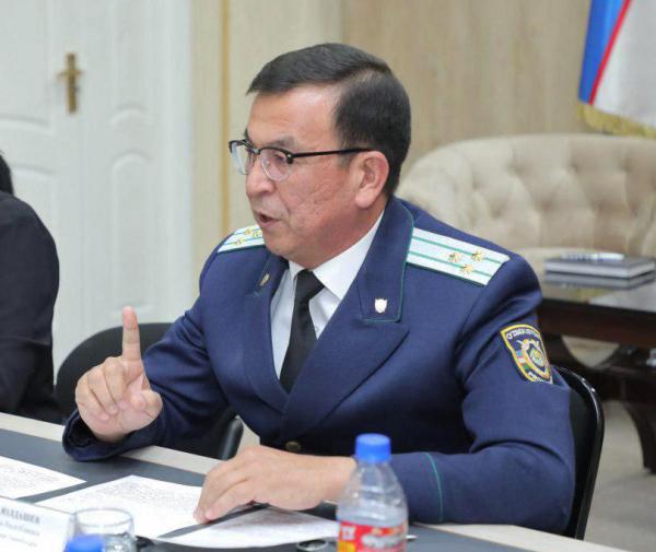 Заместитель генерального прокурора Эркин Юлдашев перечислил преступления, которые наиболее часто совершают работники системы высшего и среднего специального образования.