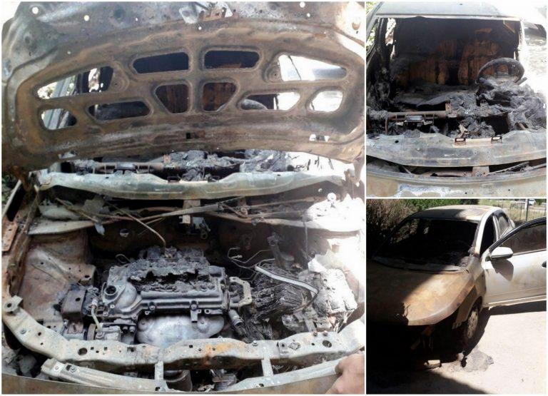 В Чирчике сгорел новый Cobalt — суд обязал автосалон выплатить полную компенсацию владельцу