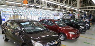 Chevrolet Cobalt и другие модели на заводе GM Uzbekistan