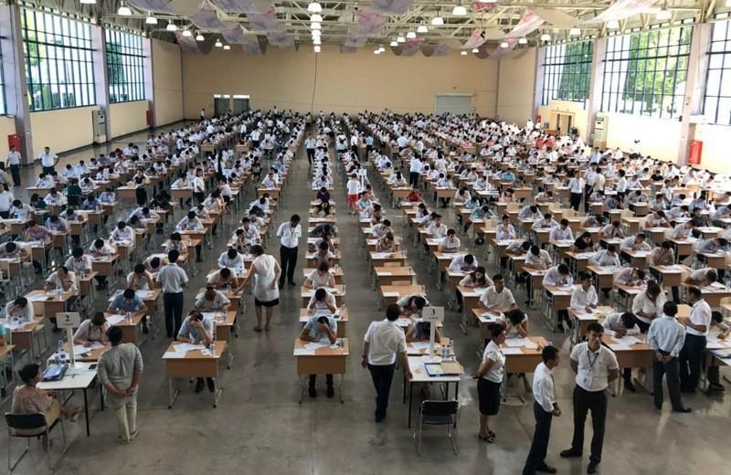 Экзамены в университеты и институты Узбекистана в Ташкенте