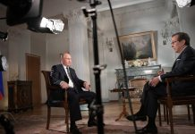 Интервью Путина каналу Fox News