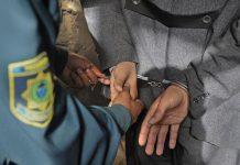 Исамов был задержан