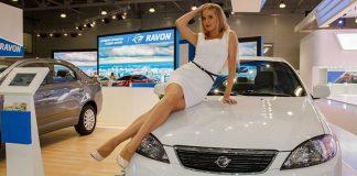 GM Uzbekistan Ravon