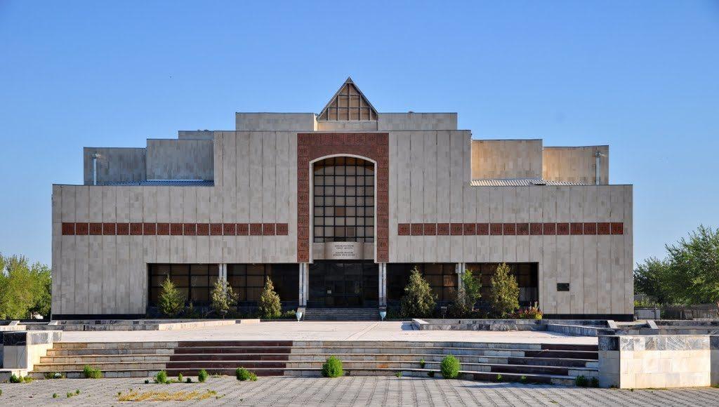 Нукусский музей искусств имени Игоря Савицкого