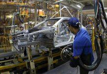 Производство автомобилей на заводе UzAuto Motors (GM Uzbekistan)