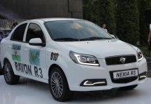 Ravon Nexia R3 казахстанской сборки