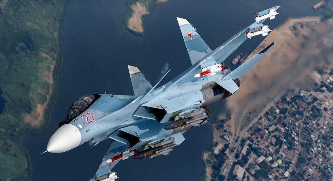 Россия поставит Узбекистану новейшие истребители Су-30СМ