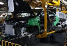 Сборка автомобиля Chevrolet Nexia R3 на заводе UzAuto Motors (GM Uzbekistan)