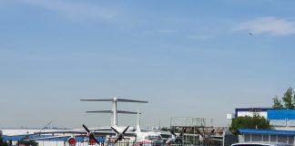 Транспортные самолеты АН-12 и ИЛ-76 готовятся к вывозу с ТАПОиЧ на ЛИС