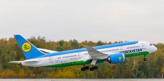 Uzbekistan Airways продаст два Boeing-787 Dreamliner и 18 других самолетов