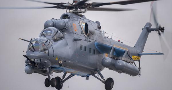 Россия в течение двух лет поставит в Узбекистан 12 транспортно-боевых вертолетов Ми-35М