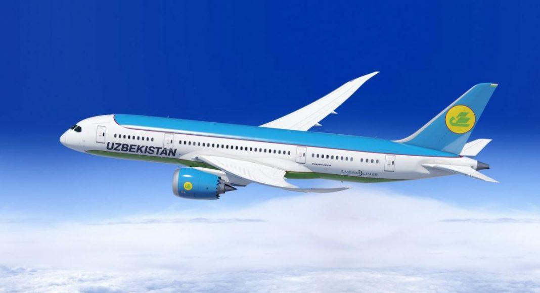 Uzbekistan Airways продаст два Boeing-787 Deramliner