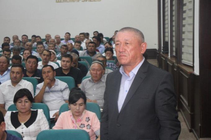 Абдирасул Сафаров назначен хокимом Яккабагского района