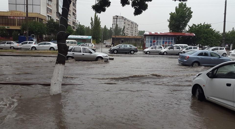 Борьба с потопами