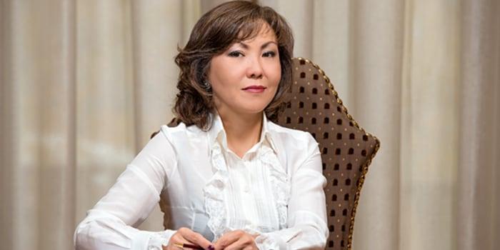 Динара Кулибаева