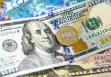 Доллар к тенге