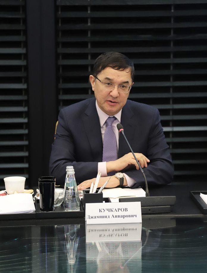 Джамшид Кучкаров