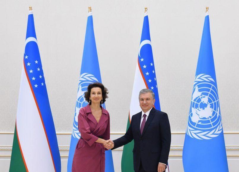 Глава ЮНЕСКО