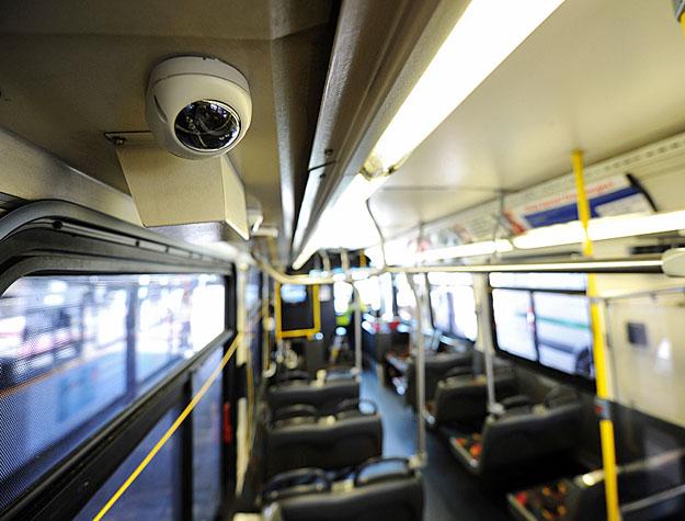 Камера в автобусах