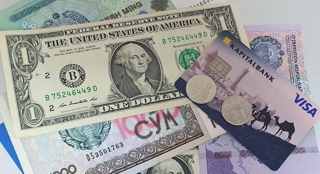 Курс доллара в Узбекистане стабильно растет с начала марта этого года. С начала года доллар укрепился по отношению к узбекскому суму на 4% (на 369 сумов).