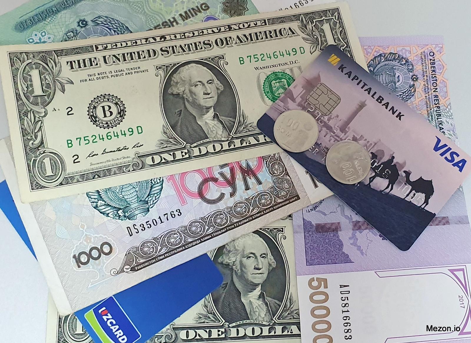 С 1 октября в Узбекистане вводится несколько важнейших нововведений: вводится запрет на обналичку иностранной валюты, снижается ставка и отменяются льготы по НДС, отменяется доверенность между родственниками на управление автомобилем.