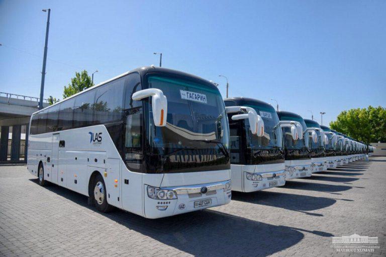«Туристская магистраль» протянется от Ханабада до Муйнака