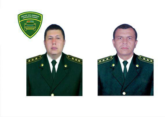 Нигманов Бахтиёр Кабилович (слева) и Каримов Жамшид Абдухамидович (справа)