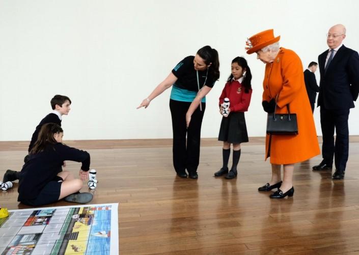Обувь королевы