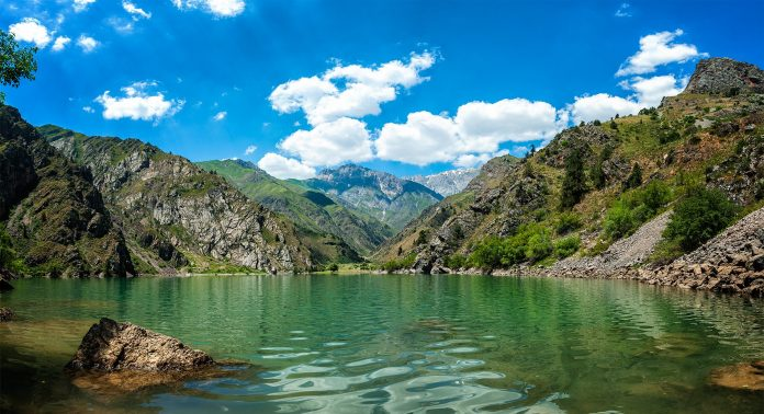 Озеро Урунгач