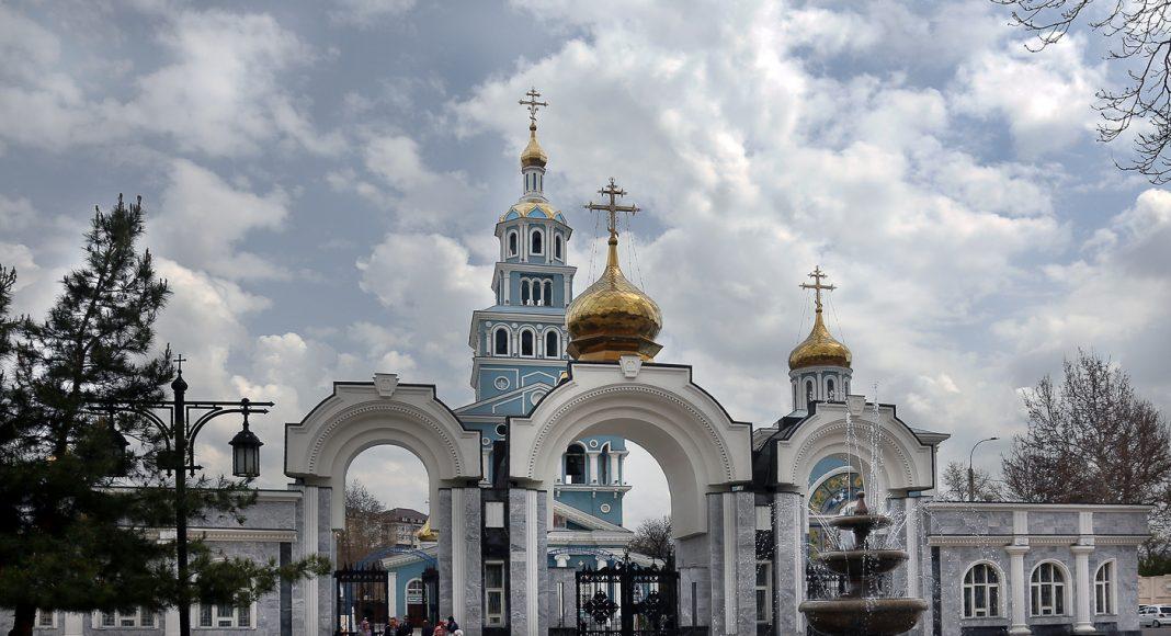 Свято-Успенский собор Ташкента