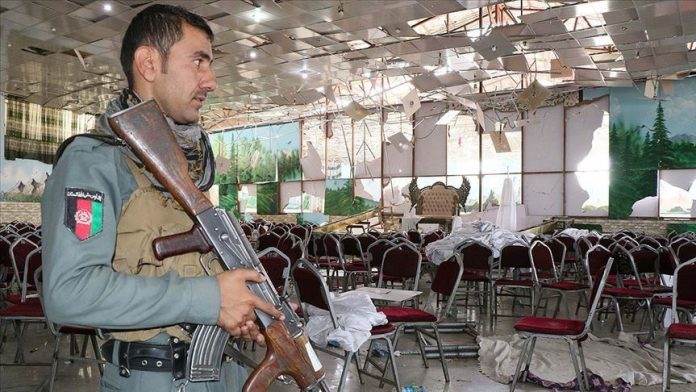 В Кабуле теракт