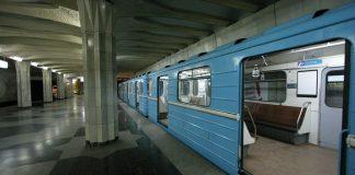 В ташкентском метро на станции Космонавтов произошло задымление