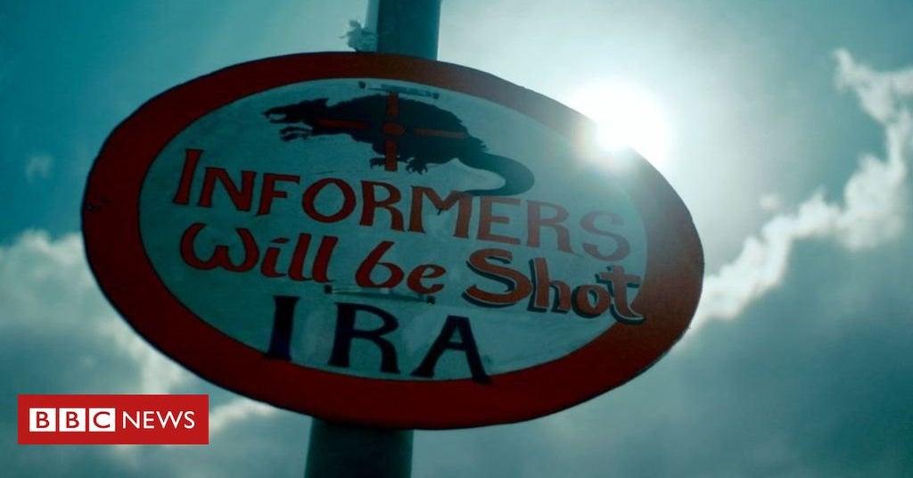 В Северной Ирландии появились угрожающие плакаты с подписью ИРА (Ирландская республиканская армия). Плакаты ставят целью не допустить, что бы многочисленные свидетели дали показания в полиции против теракта, ответственность за который взяла на себя «Новая ИРА».