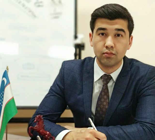 Саъдуллаев Алишер Зафарович