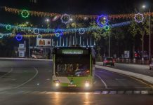 Автобус Mercedes-Benz Connecto Low Floor в Ташкенте. Фото: https://t.me/KoDnu