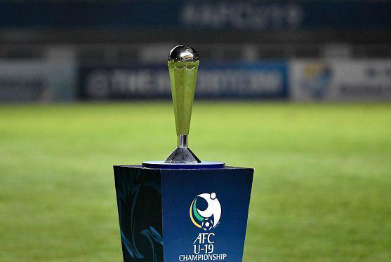 Азии U-19 по футболу