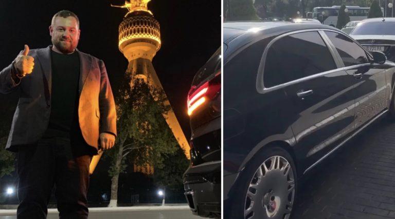 Заять президента Узбекистана предложил Давидычу 3 суперкара на тест-драйв
