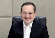 Глава Агентства информации и массовых коммуникаций Комил Алламжонов