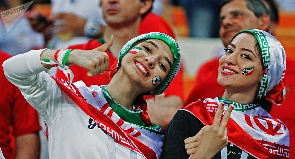 Иранским женщинам разрешат посещать футбольные матчи чемпионата мира ФИФА