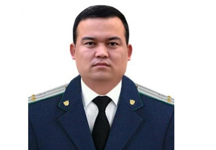 Косимов Улугбек Бердикобилович назначен прокурором Ферганской области
