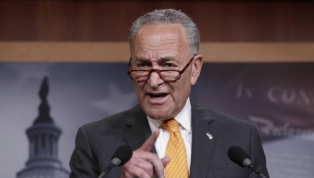 Лидер демократического меньшинства в Сенате Чак Шумер
