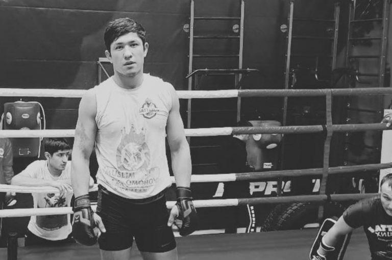 23-летний боец ММА Муслим Омонов был убит в результате поножовщины